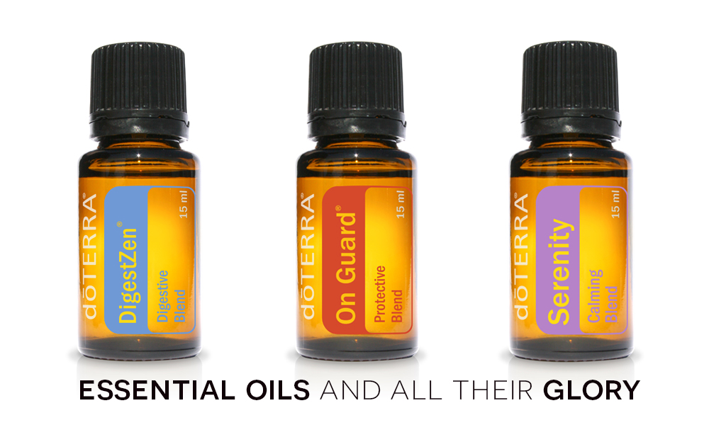 Essential Oils & How They Rock