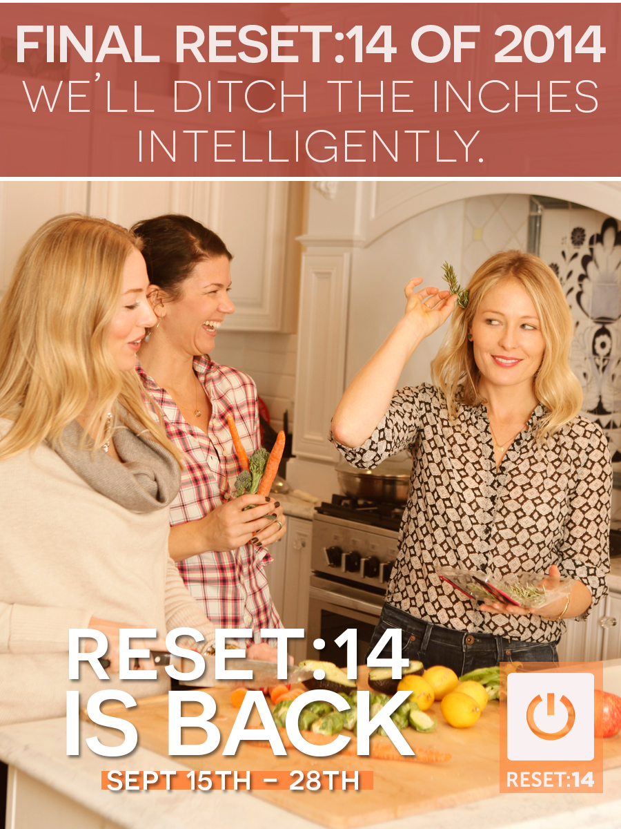 Reset: 14 Nutrition Detox