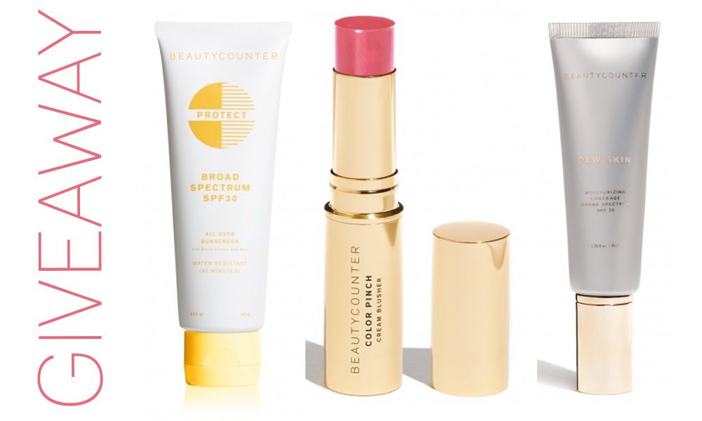 Beautycounter is in the House [Give-a-way] CLOSED