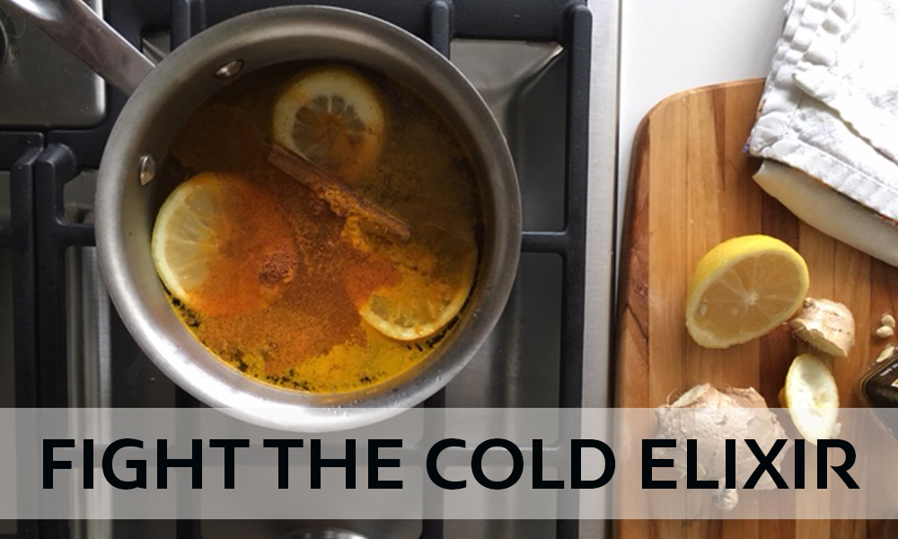 Fight the Cold Elixir