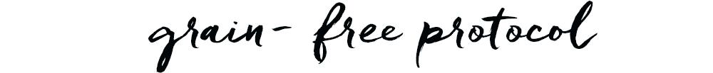 grain-free-protocol-script
