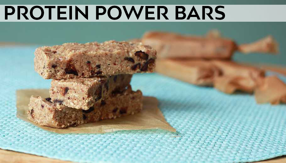 protein power bars blog