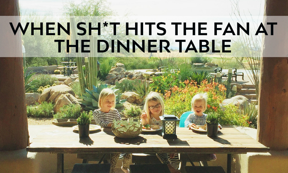Family Dinner Ideas: Thinking Outside the Box