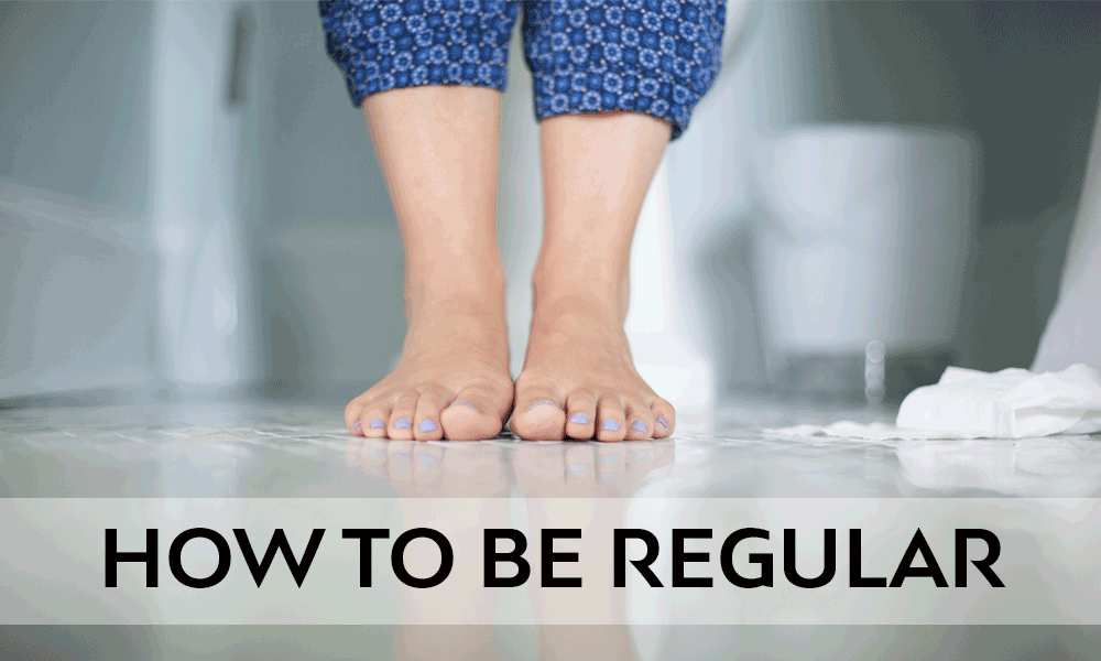 Constipation Causes: How to be regular