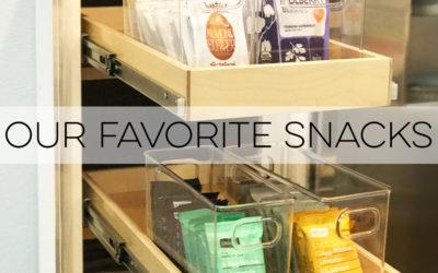 Favorite Convenience Snacks