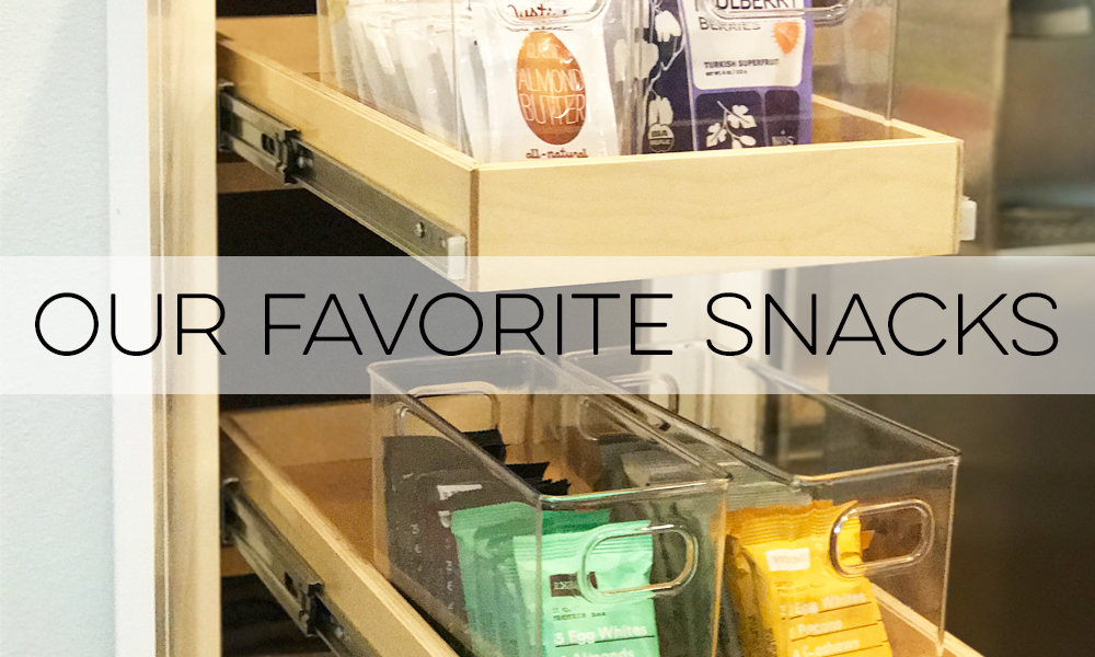 Favorite Convenience Snacks