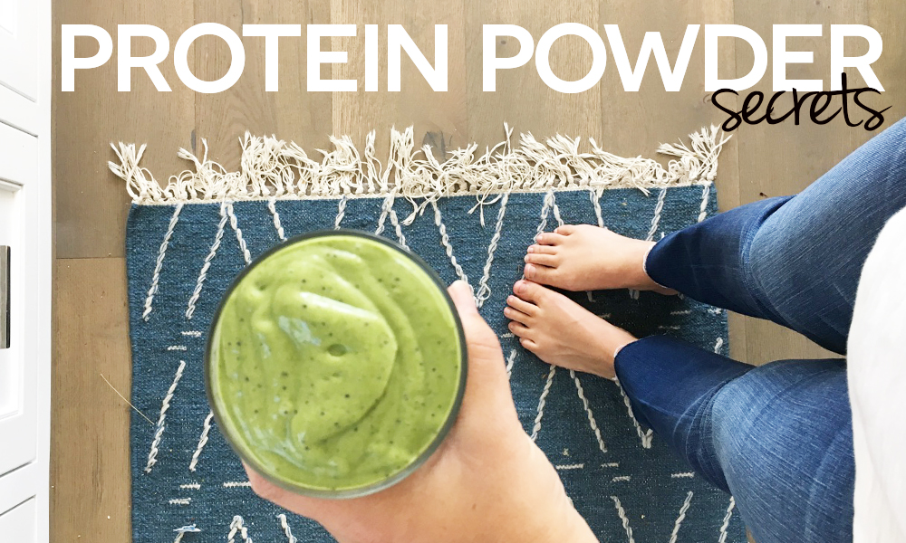 Protein Powder: The good, bad, and ugly.