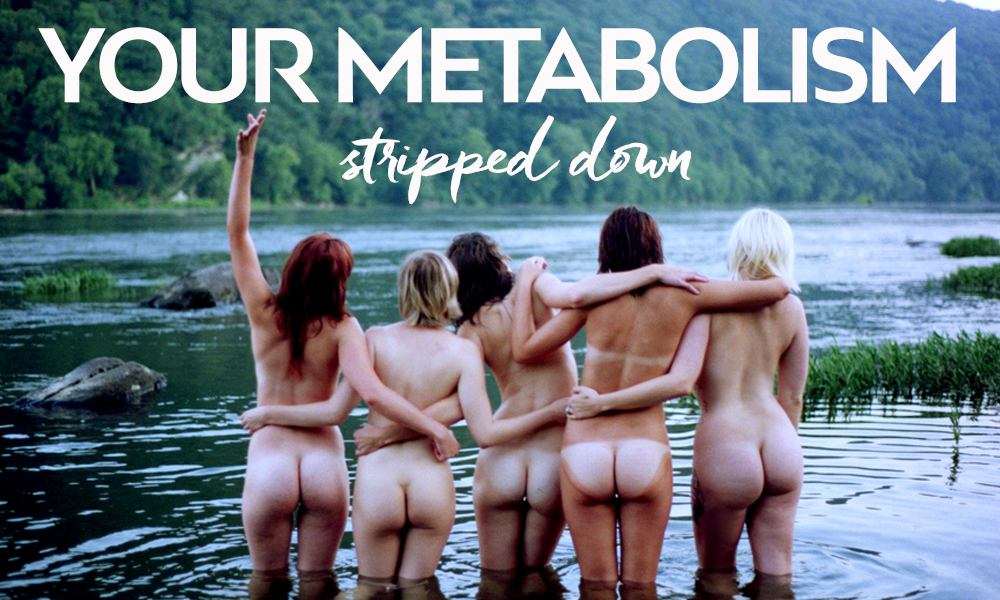 Your Metabolism: Stripped Down