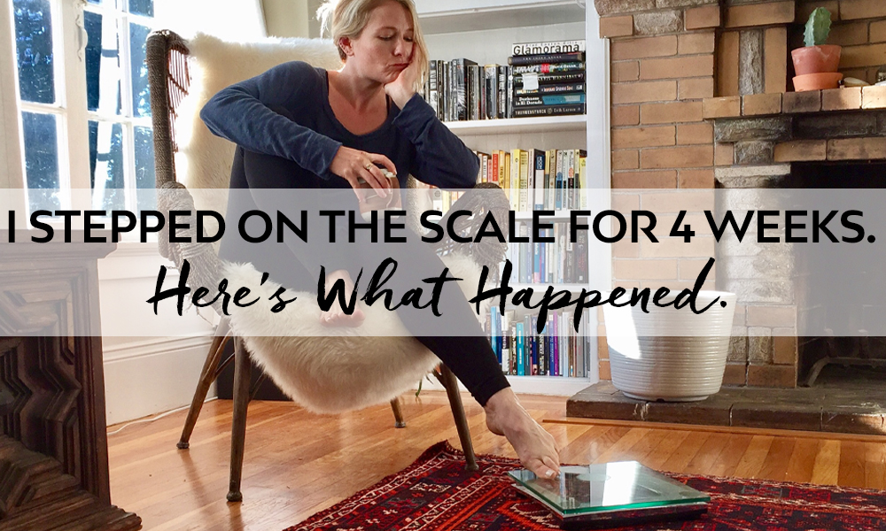 My Relationship With A Scale – How To Lose Weight