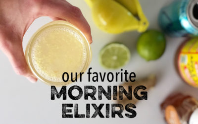 Healthy Drinks to Start Your Morning With