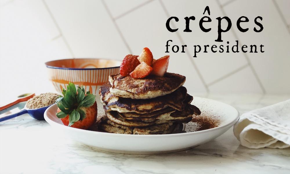 Everyday Crêpes