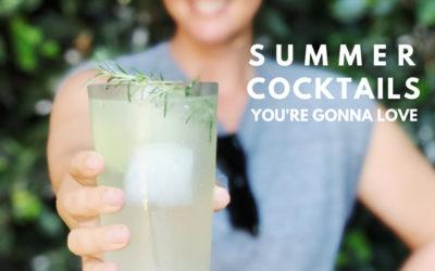 PN's Favorite Summer Mocktails & Cocktails